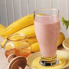 Banana Strawberry Smoothies Recipe