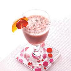Yogurt Fruit Smoothies Recipe