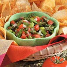 Asparagus Salsa Recipe