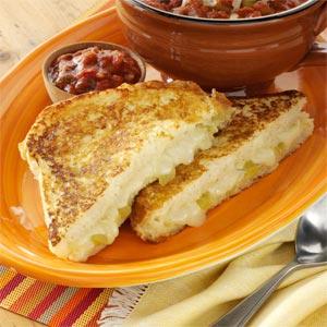 Chili Rellenos Sandwiches Recipe