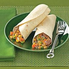 Southwest Beef Burritos Recipe