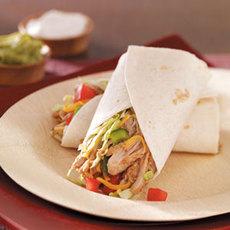 Slow-Cooked Pork Burritos Recipe