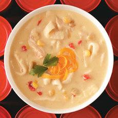 Mexican Chicken Tortilla Chowder Recipe