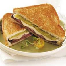Southwestern Roast Beef Sandwiches Recipe