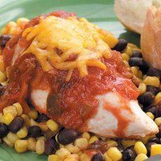 Slow Cooker Southwestern Chicken Recipe