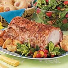 Pork Loin with Potatoes Recipe