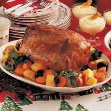 Pork Loin Supper Recipe