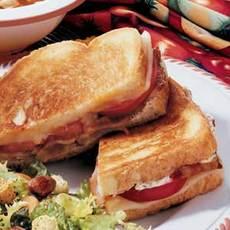 Lasagna Sandwiches Recipe
