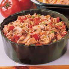 Italian Pork and Rice Recipe