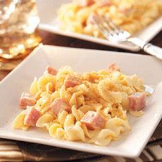 Ham-Noodle Bake Recipe
