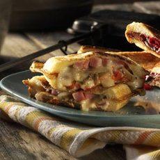 Ham & Jack Pudgy Pie Recipe