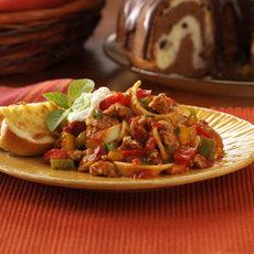 Italian Pork Skillet Recipe