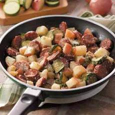 Sausage Potato Supper Recipe