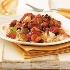 Zesty Sausage & Beans Recipe
