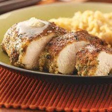 Herb Chicken with Honey Butter Recipe