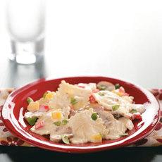 Mushroom Cheese Ravioli Recipe