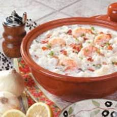 New England Seafood Chowder Recipe