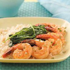 Pan-Seared Shrimp Recipe