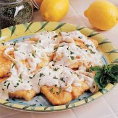 Saucy Skillet Fish Recipe