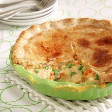 Turkey Potpie Recipe