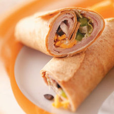 Speedy Lunch Wraps Recipe