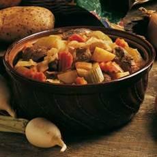 Beef Cabbage Stew Recipe