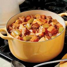 Beef Stew with Potatoes Recipe