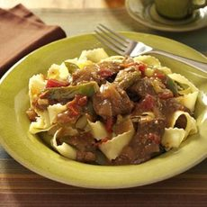 Slow-Cooked Pepper Steak Recipe