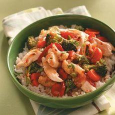 Chicken & Vegetable Stir-Fry Recipe
