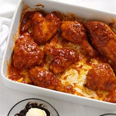 Oven Barbecued Chicken Recipe