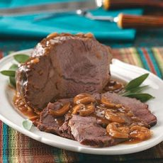 Beef Sirloin Tip Roast Recipe