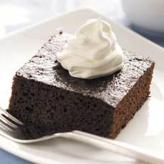 Old-Fashioned Molasses Cake Recipe
