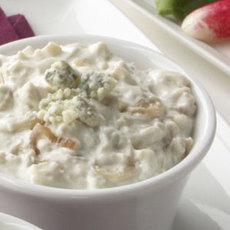 Shallot-Blue Cheese Dip Recipe