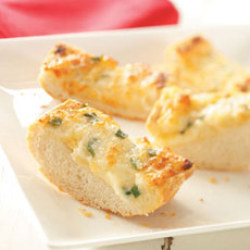 Cheese & Onion French Bread Recipe
