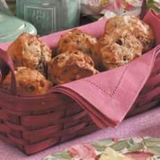 Cranberry Bran Muffins Recipe