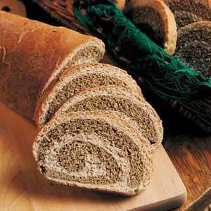 Country Swirl Bread Recipe