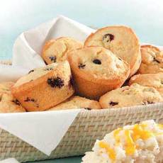 Blueberry Corn Muffins Recipe