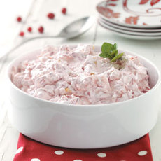 Creamy Cranberry Salad Recipe