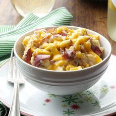 Caramelized Onion Mashed Potatoes Recipe