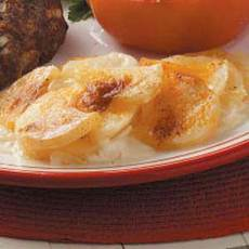 Favorite Scalloped Potatoes Recipe