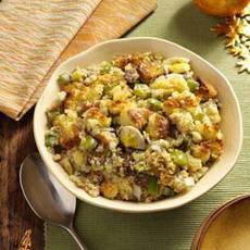 Southern Corn Bread Dressing Recipe