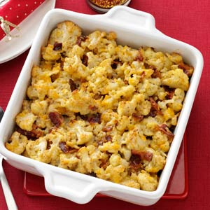 Roasted Cauliflower Mash Recipe
