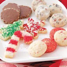 Best Butter Cookies Recipe