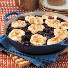 Black 'n' Blue Berry Grunt Recipe