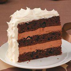 Susan's Favorite Mocha Cake Recipe