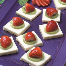 Kiwi Dessert Squares Recipe