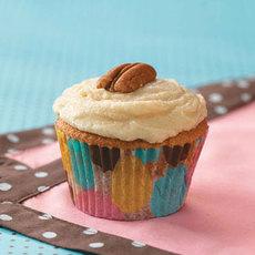 Gingered Maple Cupcakes Recipe