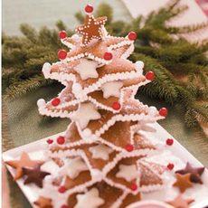Gingerbread Star Tree Recipe
