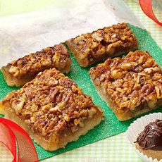 Favorite Pecan Pie Bars Recipe