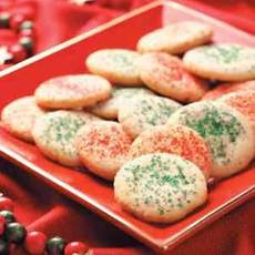 Cinnamon Sugar Cookies Recipe